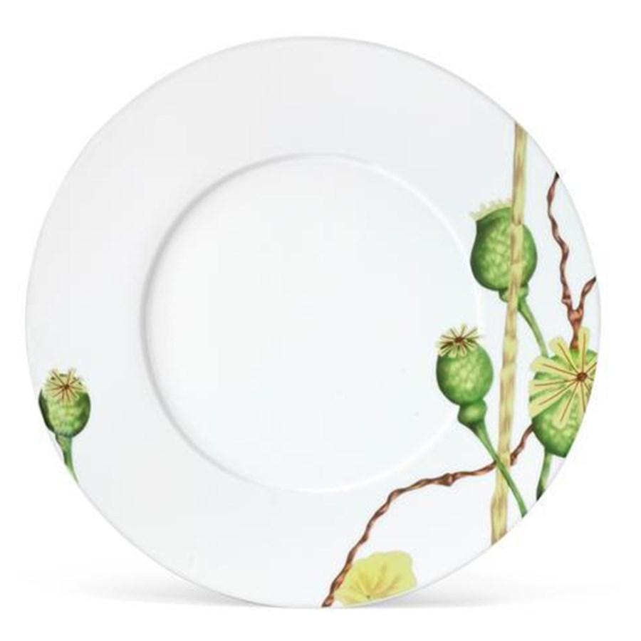 medard de noblat ikebana dinner plate more china china tabletop. Black Bedroom Furniture Sets. Home Design Ideas