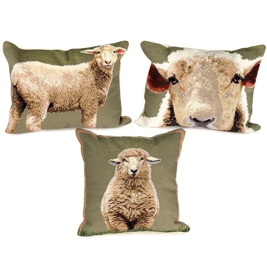 28 sheep home decor needle felt sheep soft and wooly sheep home decor sheep needlepoint pillows pillows home decor