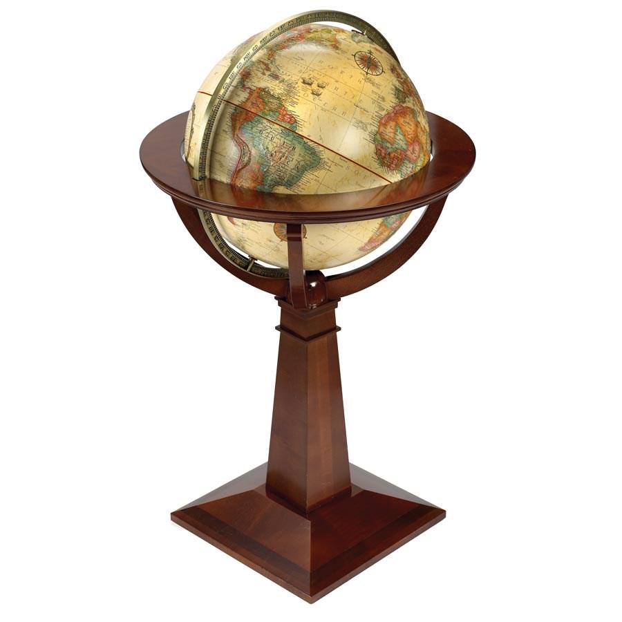 Logan 16 Antique Globe Globes Office Accessories